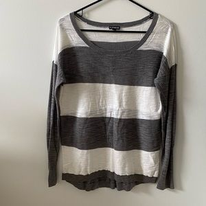 Express Striped Long Sleeve